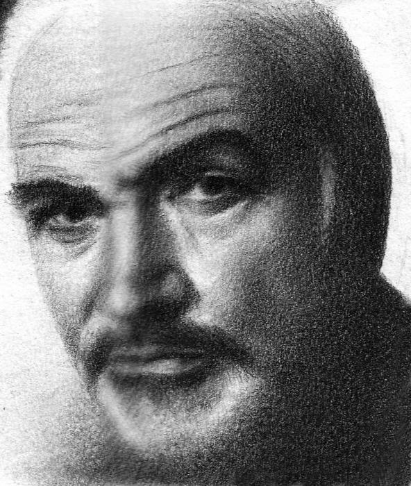 Sean Connery par sikoian